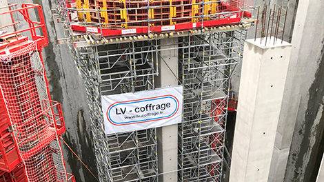 LV Coffrage