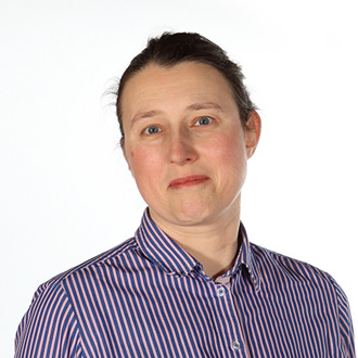 Rachel Blunden Senior Developer