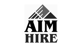 Aim Hire Logo