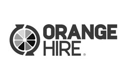 Orange Hire Logo
